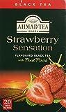 AHMAD TEA (アーマッドティー) ストロベリー 2g×20P