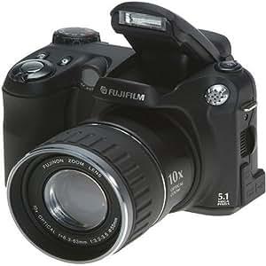 Fujifilm Finepix S5200 5.1MP Digital Camera with 10x Optical Zoom