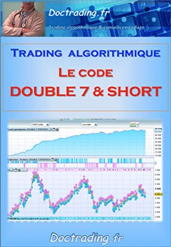 Trading algorithmique : le code