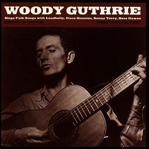 Woody Guthrie Woody Guthrie Sings Folk Songs Amazon