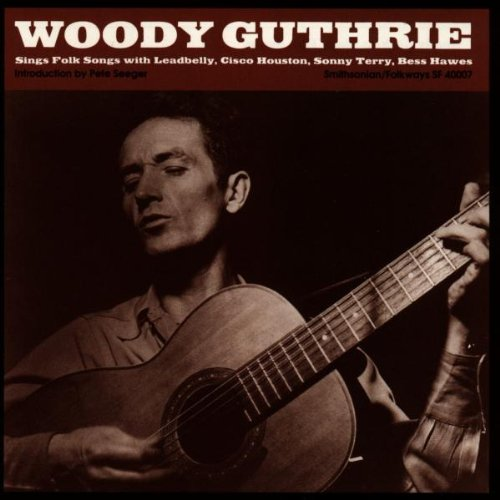 Woody Guthrie - Woody Guthrie Sings Folk Songs - Zortam Music