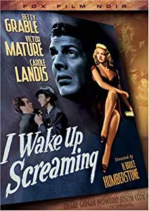 I Wake Up Screaming (Fox Film Noir)