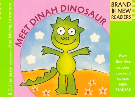 Meet Dinah Dinosaur: Brand New Readers
