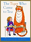 Judith Kerr The Tiger Who Came to Tea (Collins picture lions)