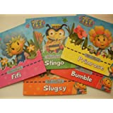 Fifi and the |Flowertots collection -5 Books- RRP � 19.95 (Primrose/Stingo/Bumble/Slugsy/Fifi)by Mandy Archer