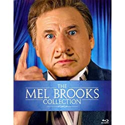 The Mel Brooks Collection on Blu-ray