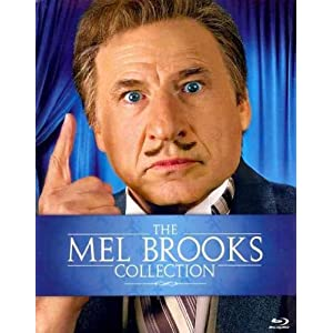 Amazon Gold Box Daily Deal: Mel Brooks Collection [Blu-ray] $28.99
