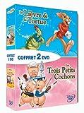echange, troc Contes et légendes, Vol.3 : Les 3 petits cochons / Le Lièvre et la tortue  - Coffret 2 DVD