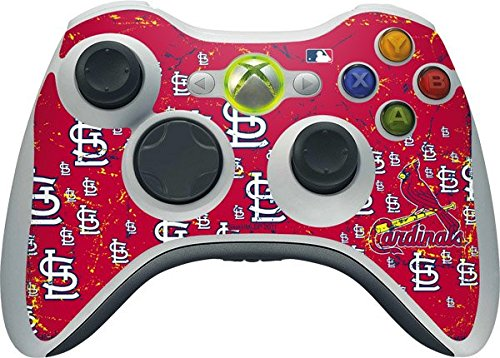 mlb-st-louis-cardinals-st-louis-cardinals-primary-logo-blast-skin-for-1-microsoft-xbox-360-wireless-