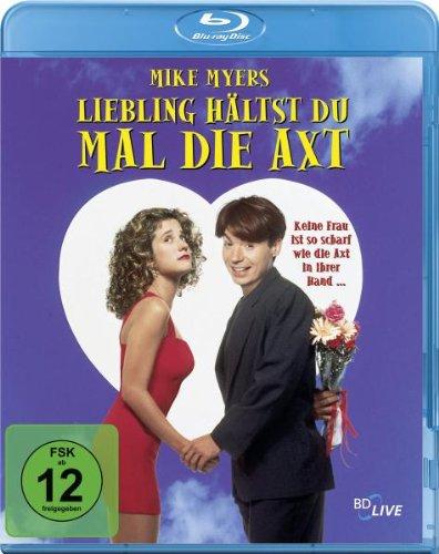 Liebling hältst du mal die Axt [Blu-ray]