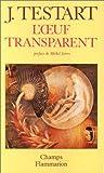 echange, troc Jacques Testart - L'oeuf transparent