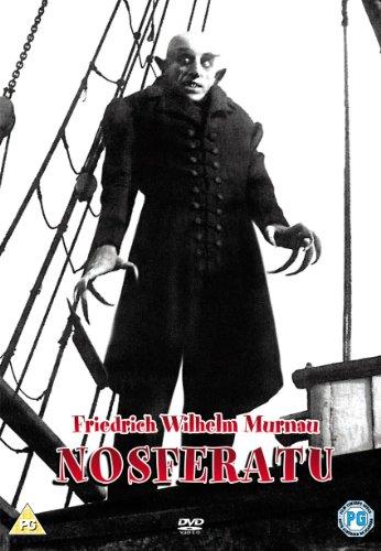 Nosferatu [DVD] [1922]