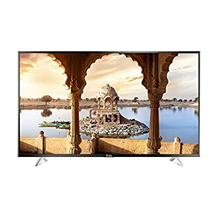 TCL L55P1US 55 Inch 4K Ultra HD Smart LED TV Image