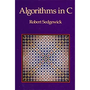 Algorithms in C by Robert Sedgewick