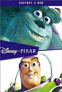 Coffret Pixar 2 DVD : Monstres & Cie / Toy Story