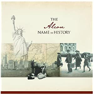Amazon.com: The Alcon Name in History: Ancestry.com: Books