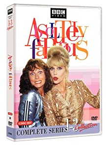 Absolutely Fabulous - Complete Series 1-3 from BBC Warner