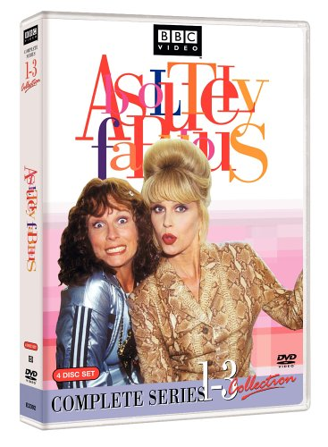 Absolutely Fabulous: Complete Series 1-3 Coll