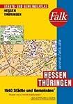 Falk St�dte- und Gemeindeatlas Hessen...