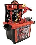 Spielzeugwerkbank für Kinder - Werkzeug und...