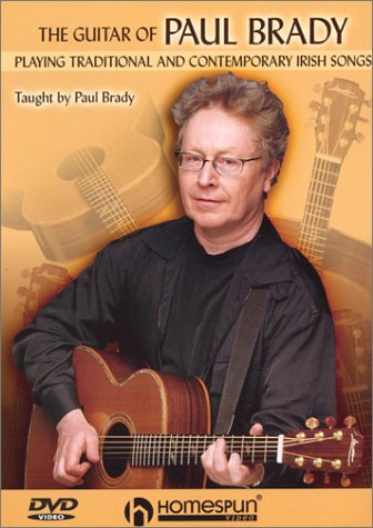 Guitar of Paul Brady [DVD] [Import]