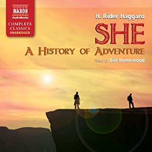 She: A History of Adventure Audiobook