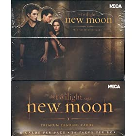 Twilight New Moon Movie Trading Cards (NECA) - 10 Box Case