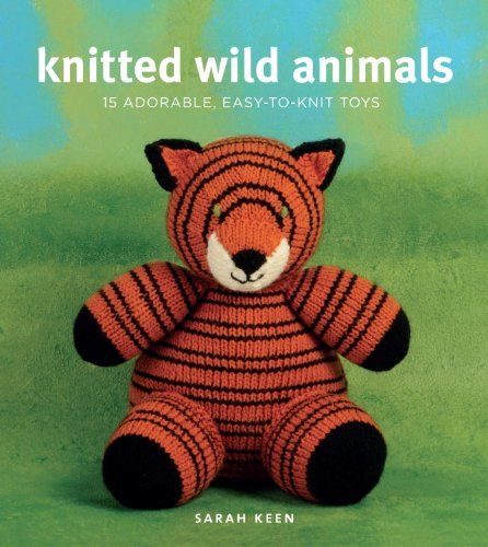 Alanna Nelson knits wild animals in Boston