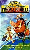 echange, troc Timon et Pumbaa vol.1 : Les Globe-Trotters [VHS]