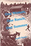 img - for One Woman, One Ranch, One Summer book / textbook / text book