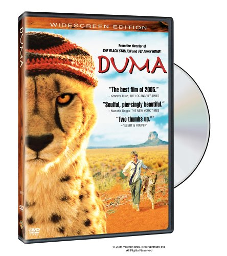 Cover art for  Duma (Widescreen Edition)
