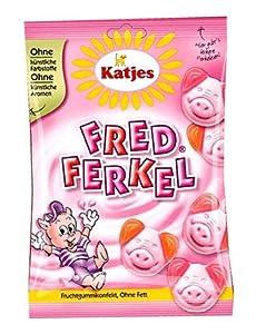 Katjes, Fred Ferkel, 7oz Bag
