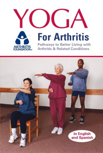 yoga for arthritis dvd
