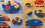 レゴ デュプロ バスアクティビティセット 2038