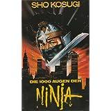 """Die 1000 Augen der Ninja [VHS]von """"Sh� Kosugi"""""""