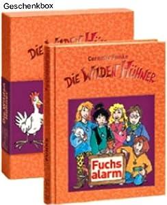 Die Wilden Hühner - Fuchsalarm, Geschenkbox