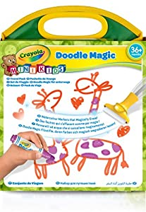 Crayola 81-1963-E-000 - Doodle Magic - malen für unterwegs