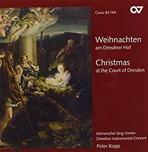 Christmas at the Court of Dres