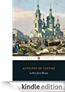 Letters from Russia (Penguin Classics) [Edizione Kindle]