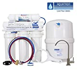 Aquatron 5-Stage High Efficiency Reverse Osmosis Water Filtration System 75GPD – Made in USA GQM-121 Review