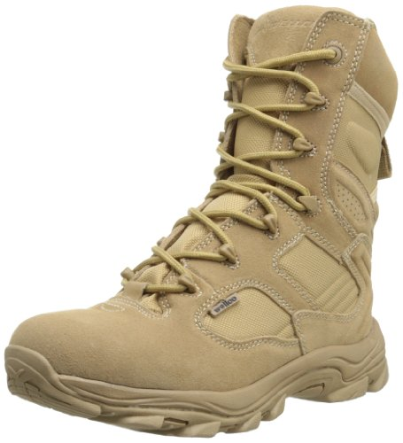 Tan X-4ORCE Combat Boot - T180