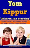 Yom Kippur: Children Learn About Yom Kippur