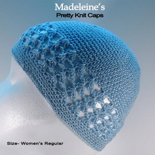 How to crochet a lightweight skull cap beanie | Video « Wonder