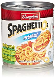 Campbell's Original SpaghettiOs, 7.5 Oz