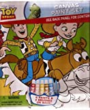 Disney Pixar Toy Story Canvas Paint Set