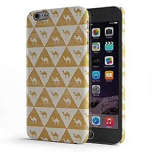 Koveru Back Cover Case for Apple iPhone 6 Plus - A bird and Giraffe Egyptology