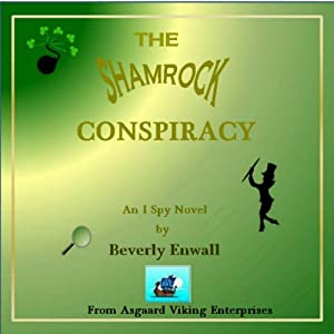 The Shamrock Conspiracy: An I-Spy Book | [Beverly Enwall]