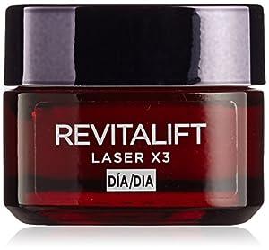 L'Oréal - Revitalift Laser X3 - Crema intensiva anti-edad de día - 50 ml