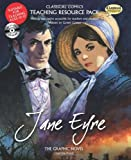 img - for Classical Comics Teaching Resource Pack: Jane Eyre- Making the Classics Accessible for Teachers and Students book / textbook / text book