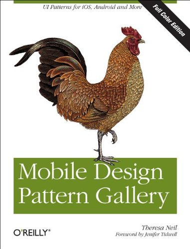 Mobile Design Pattern Gallery, Color Edition 1449336442 pdf